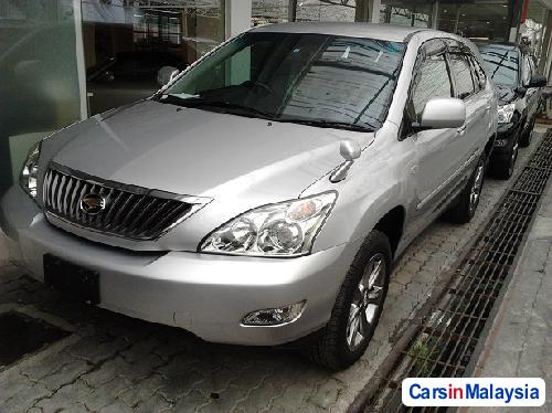 Picture of Toyota Harrier Automatic 2007