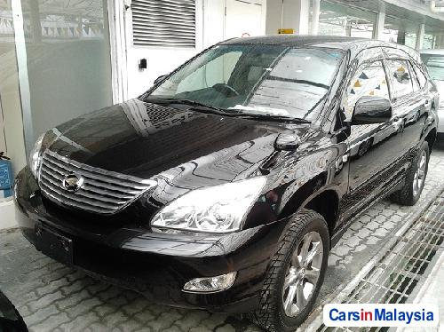 Picture of Toyota Harrier 2007