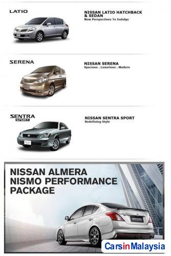 Nissan Navara in Malaysia