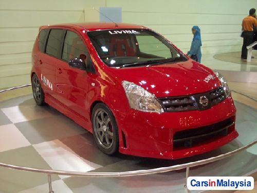 Picture of Nissan Grand Livina