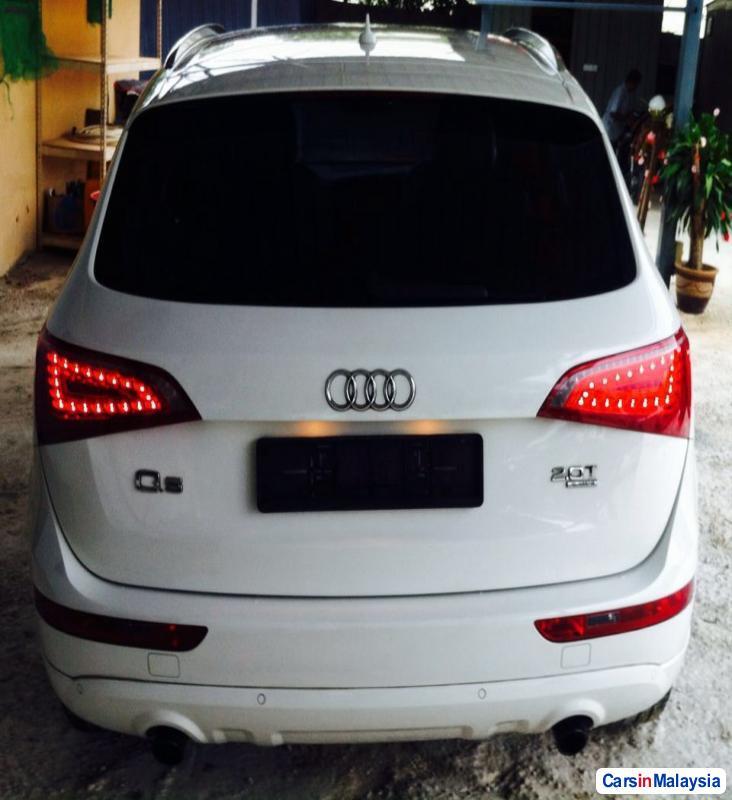 Audi Q5 Automatic 2009