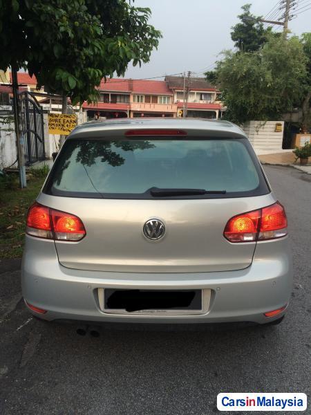 Volkswagen Golf Semi-Automatic 2012 in Kuala Lumpur