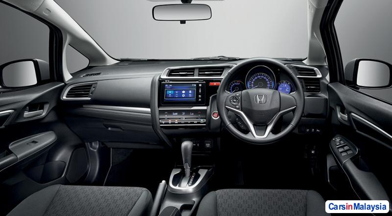 Honda Jazz Automatic in Malaysia