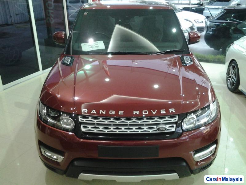 Picture of Land Rover Range Rover Sport Semi-Automatic