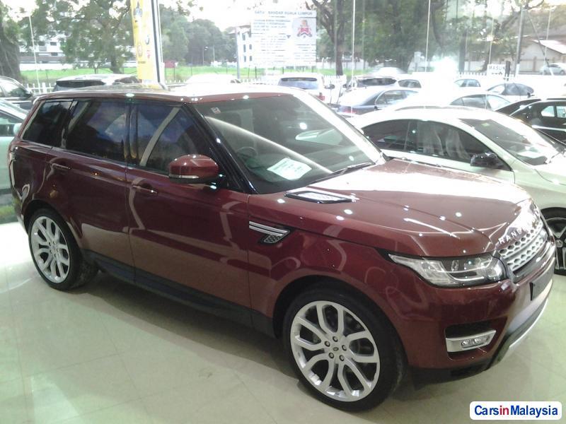 Land Rover Range Rover Sport Semi-Automatic
