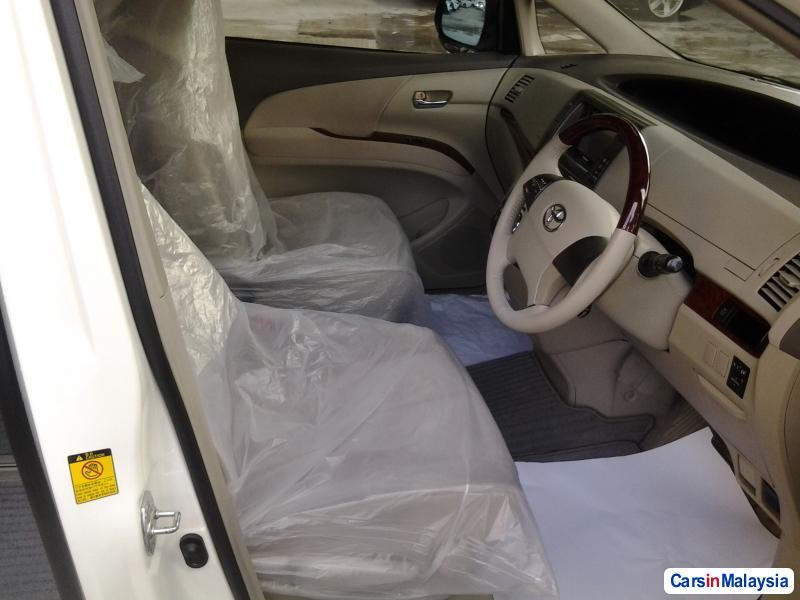 Toyota Estima Automatic in Kuala Lumpur