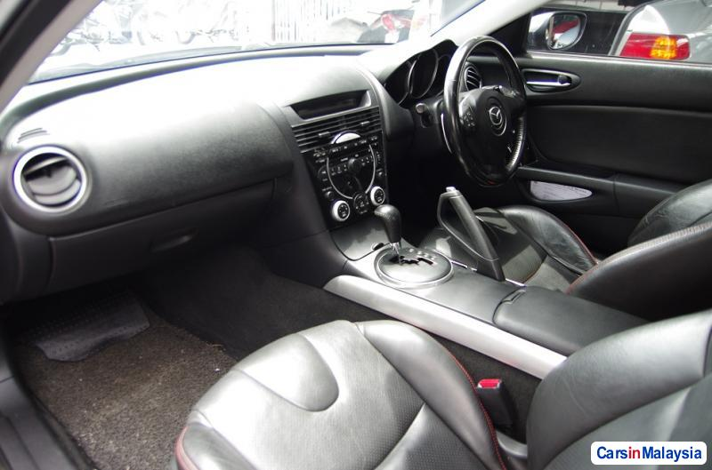 Pictures of Mazda RX-8 Automatic 2003