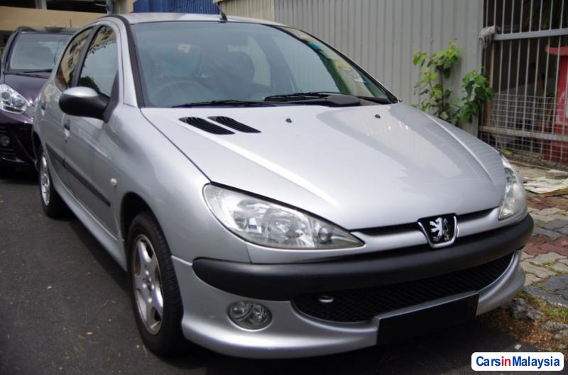 Picture of Peugeot 206 Manual 2006
