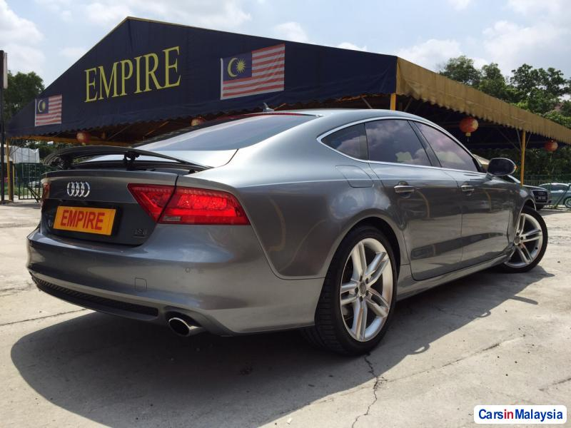 Picture of Audi A7 Automatic 2013
