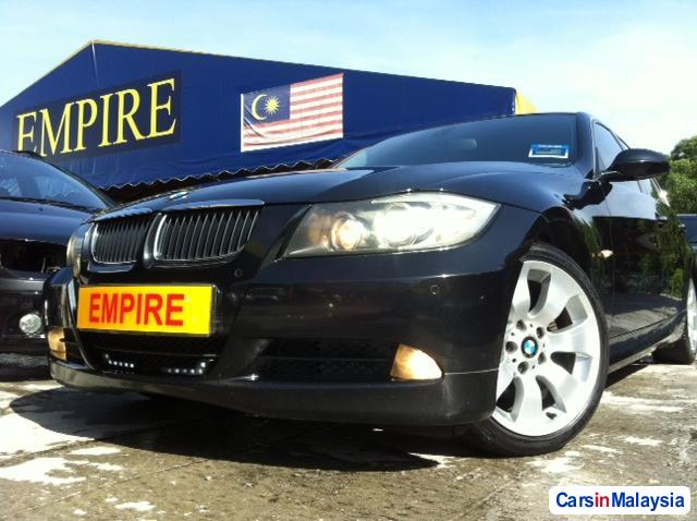 Pictures of BMW 3 Series Automatic 2008