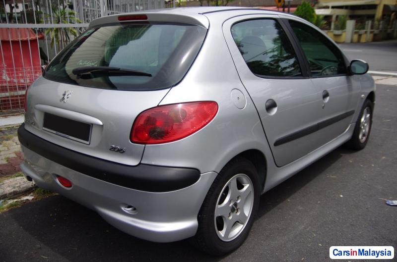 Peugeot 206 Manual 2006