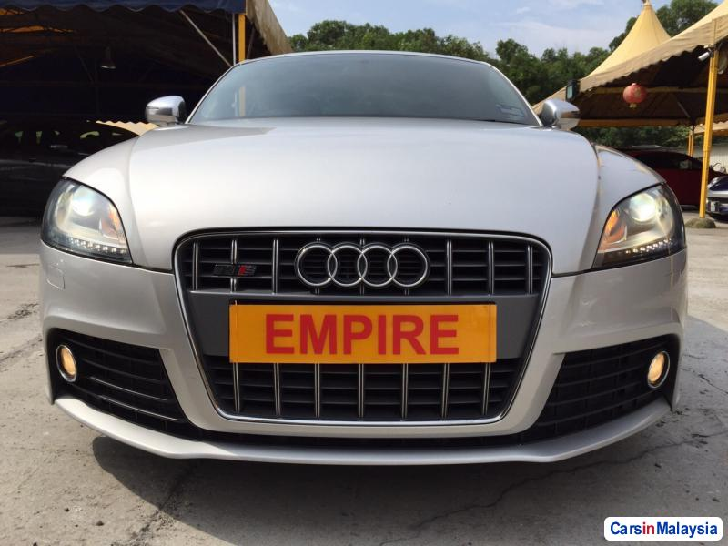 Audi TT Automatic 2011