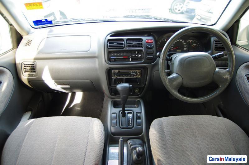 Suzuki Vitara Manual 1999 in Malaysia