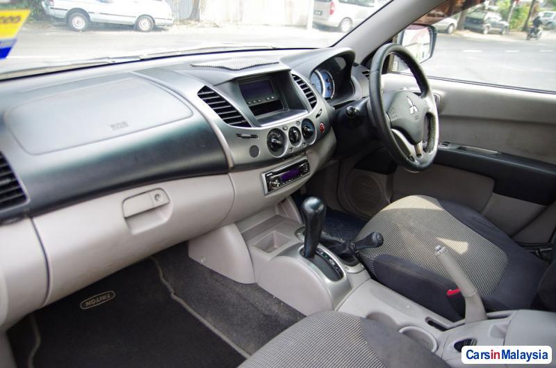 Picture of Mitsubishi Triton Automatic 2008 in Penang