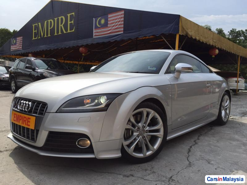 Picture of Audi TT Automatic 2011 in Malaysia