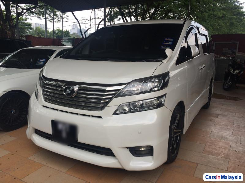 Picture of Toyota Vellfire