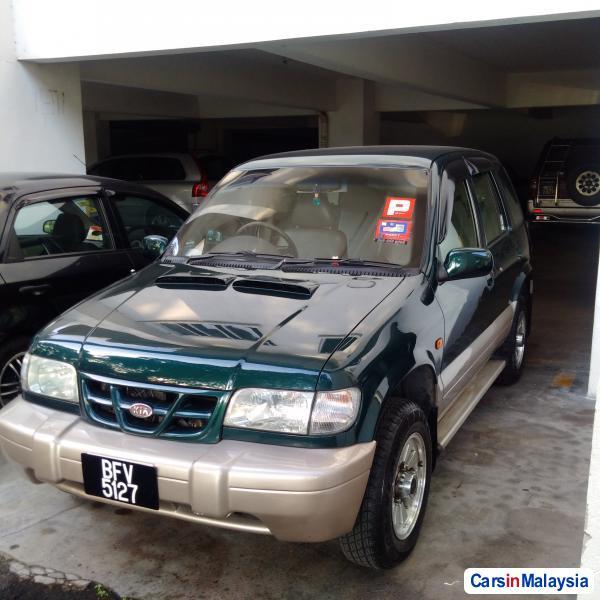Kia Sportage Automatic 2000