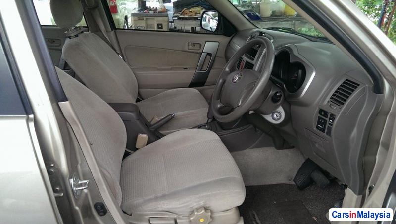 Toyota Rush Automatic 2008