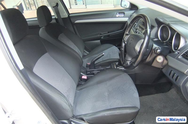 Picture of Mitsubishi Lancer 2011