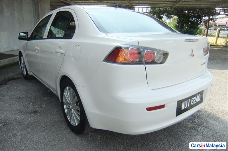 Mitsubishi Lancer 2011 in Malaysia