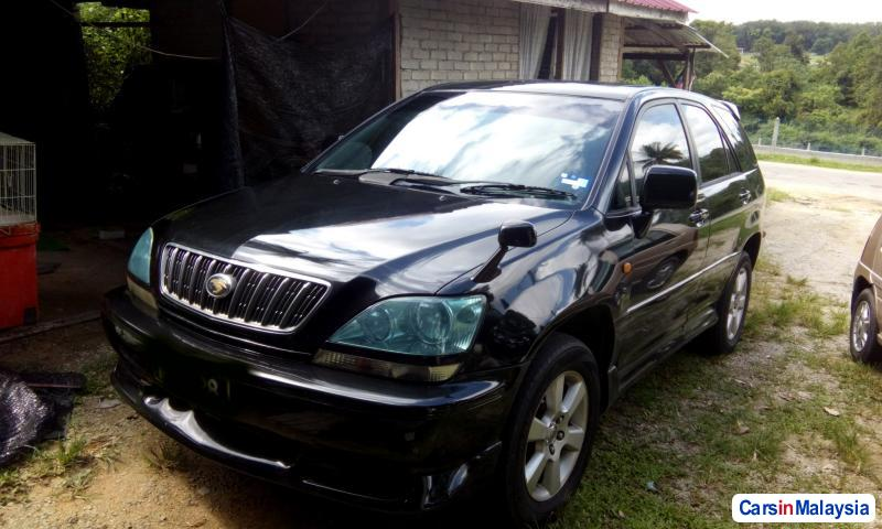 Picture of Toyota Harrier