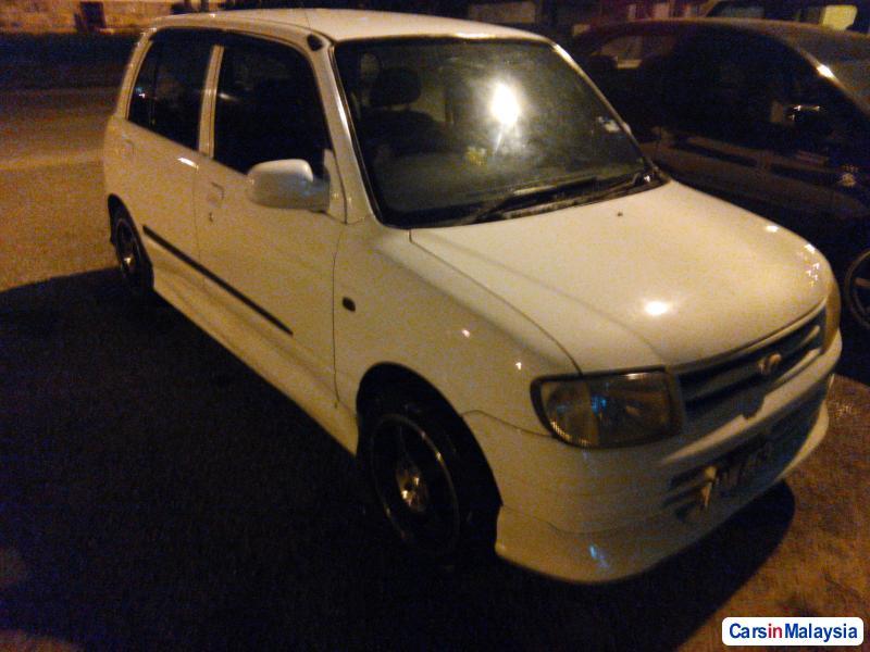 Picture of Perodua Kelisa