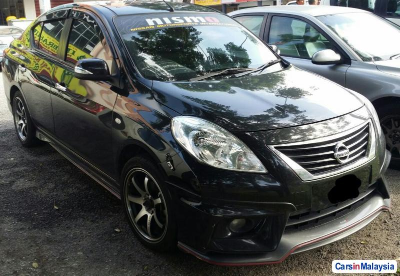 Picture of Nissan Almera