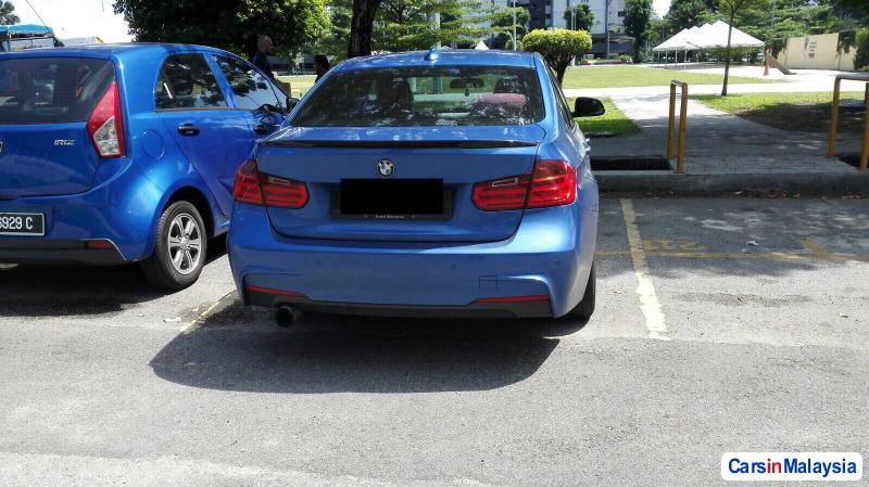 BMW 3 Series Automatic 2012 in Selangor