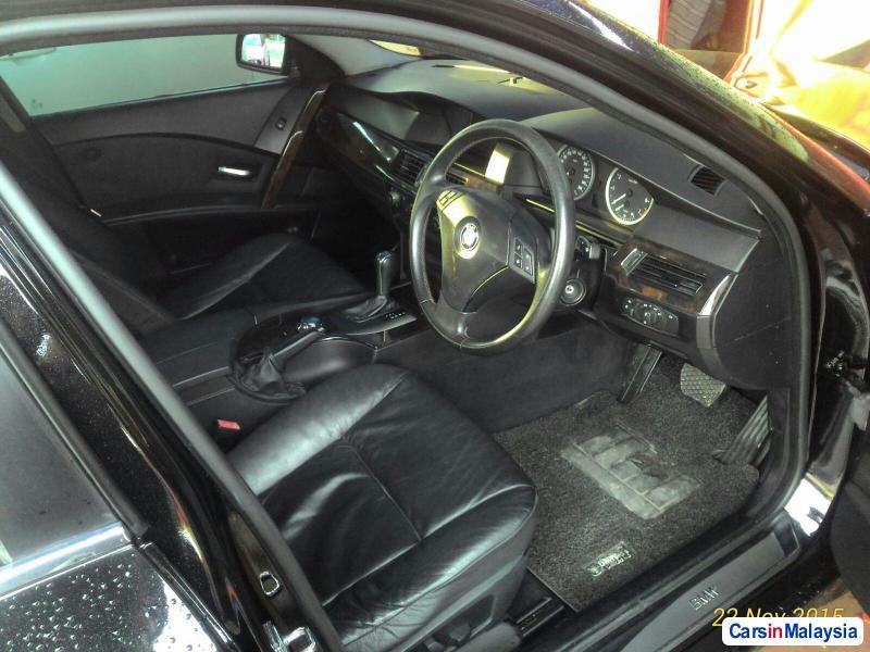 BMW 5 Series in Malaysia