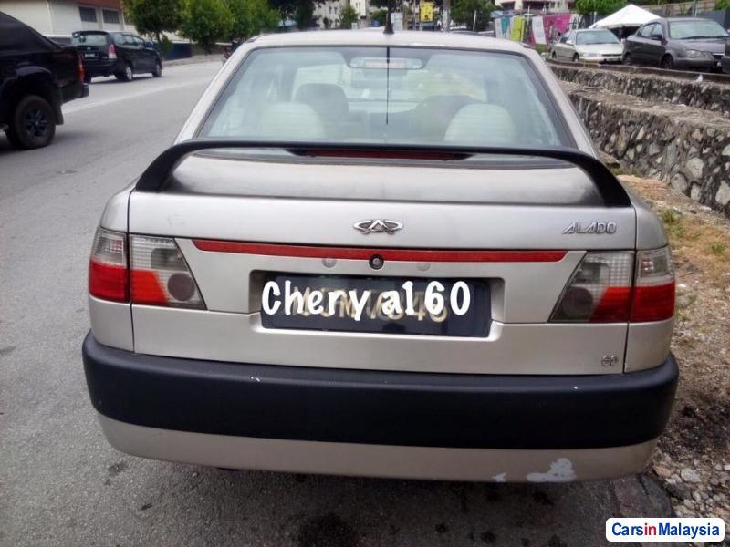 Chery A160 Manual 2006 in Malaysia