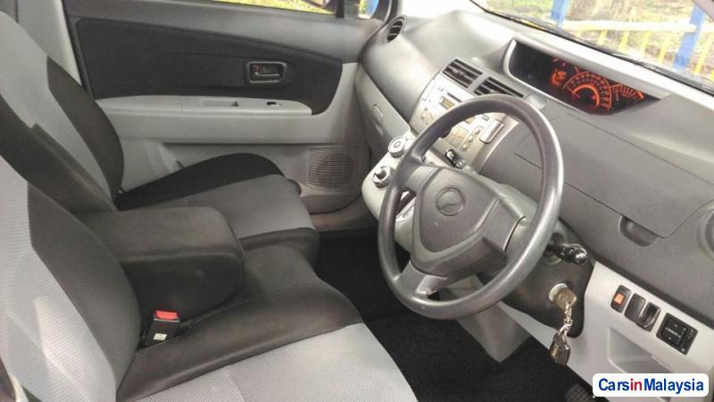 Picture of Perodua Alza Automatic 2010 in Malaysia