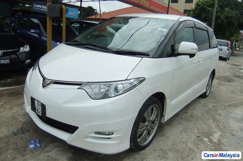 Picture of Toyota Estima 2009