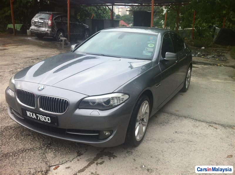 Picture of BMW 5 Series 2010