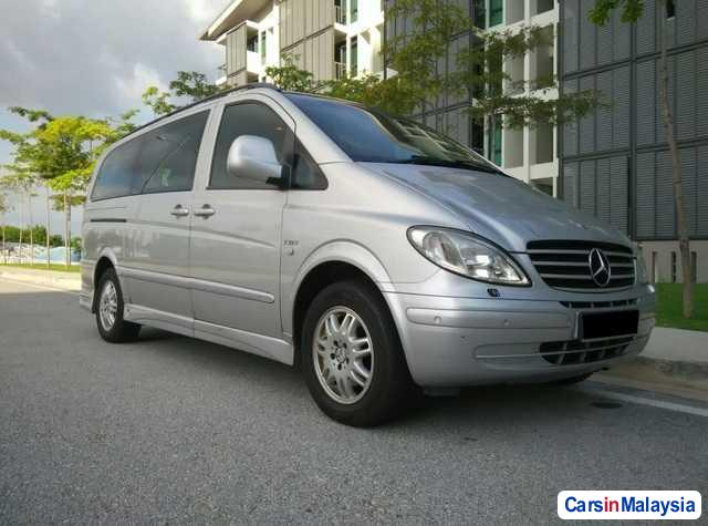Picture of Mercedes Benz Vito Manual 2006