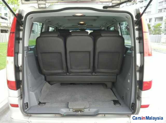 Mercedes Benz Vito Manual 2006 in Pahang