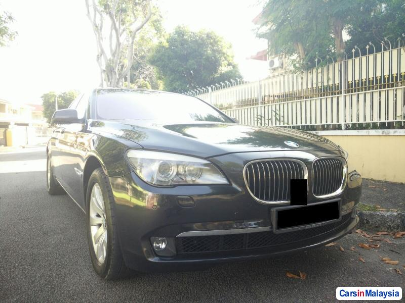 Picture of BMW 7 Series Automatic 2008