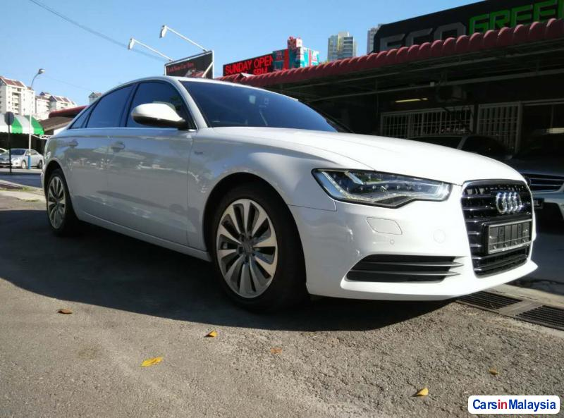Picture of Audi A6 Automatic 2013