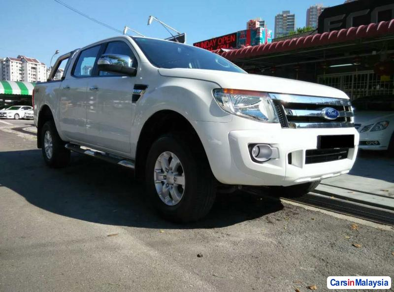 Picture of Ford Ranger Automatic 2013
