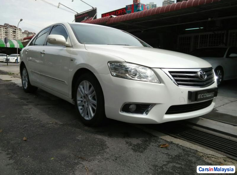 Picture of Toyota Camry Automatic 2011