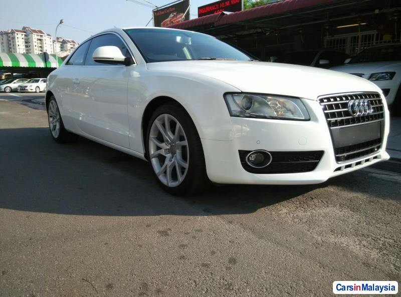 Pictures of Audi A5 Automatic 2009