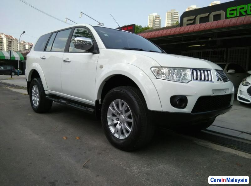 Picture of Mitsubishi Pajero Automatic 2009