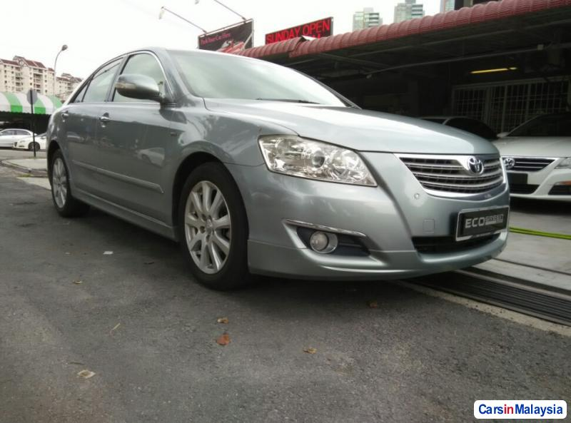 Picture of Toyota Camry Automatic 2009