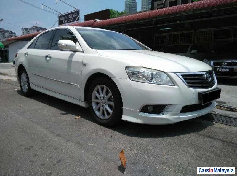 Picture of Toyota Camry Automatic 2010