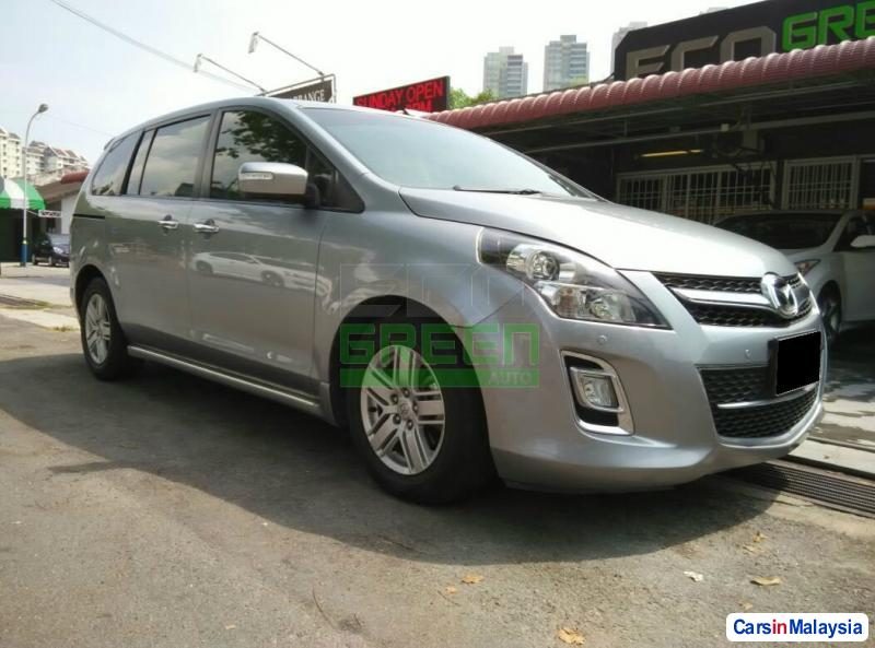 Pictures of Mazda 8 Automatic 2011
