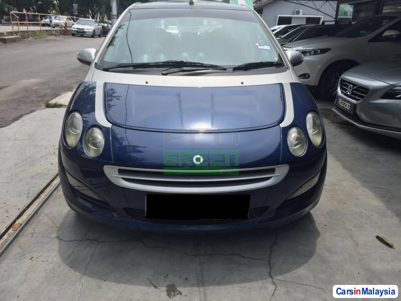Picture of Smart Forfour Automatic 2005