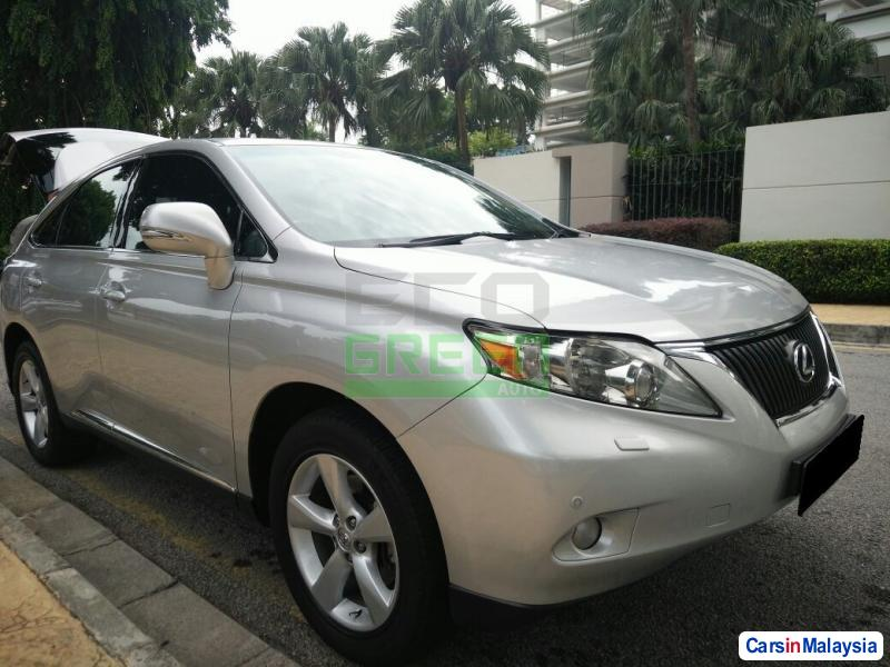 2010 LEXUS RX350 3  5 SUV - IMPORTED NEW - 1 OWNER for sale