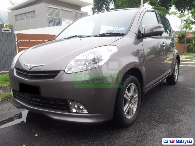 Pictures of Perodua Myvi Automatic 2007
