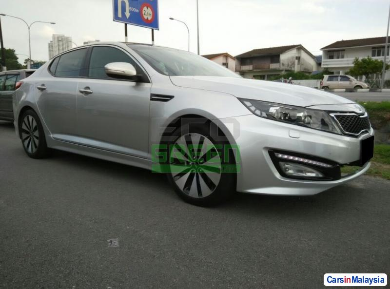 Picture of Kia Optima Automatic 2012