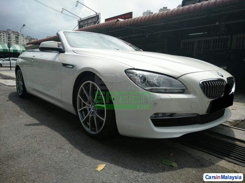 Picture of BMW 6 Series Automatic 2012
