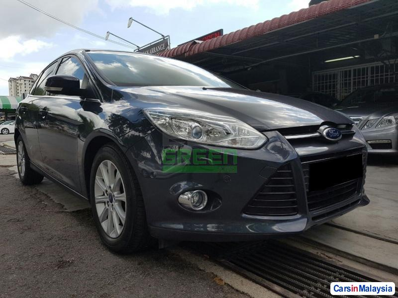 Pictures of Ford Focus Automatic 2012